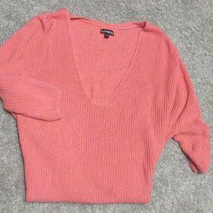 Oversized Express Sweater